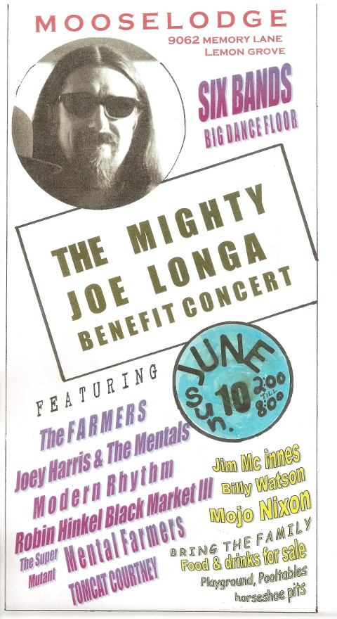 Might Joe Longa's Benefit Show